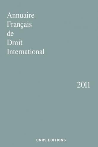 Annuaire français de droit international 57
