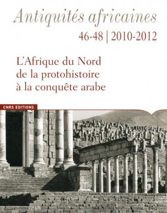 Antiquités africaines T 46 - 48