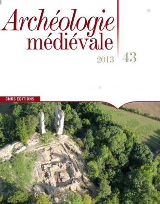 Archéologie médiévale 43