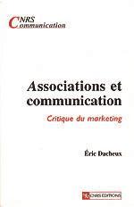 Associations et communication