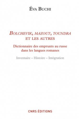 Bolchevik, mazout, toundra et les autres