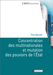 Concentration des multinationales et mutation des pouvoirs de l'État