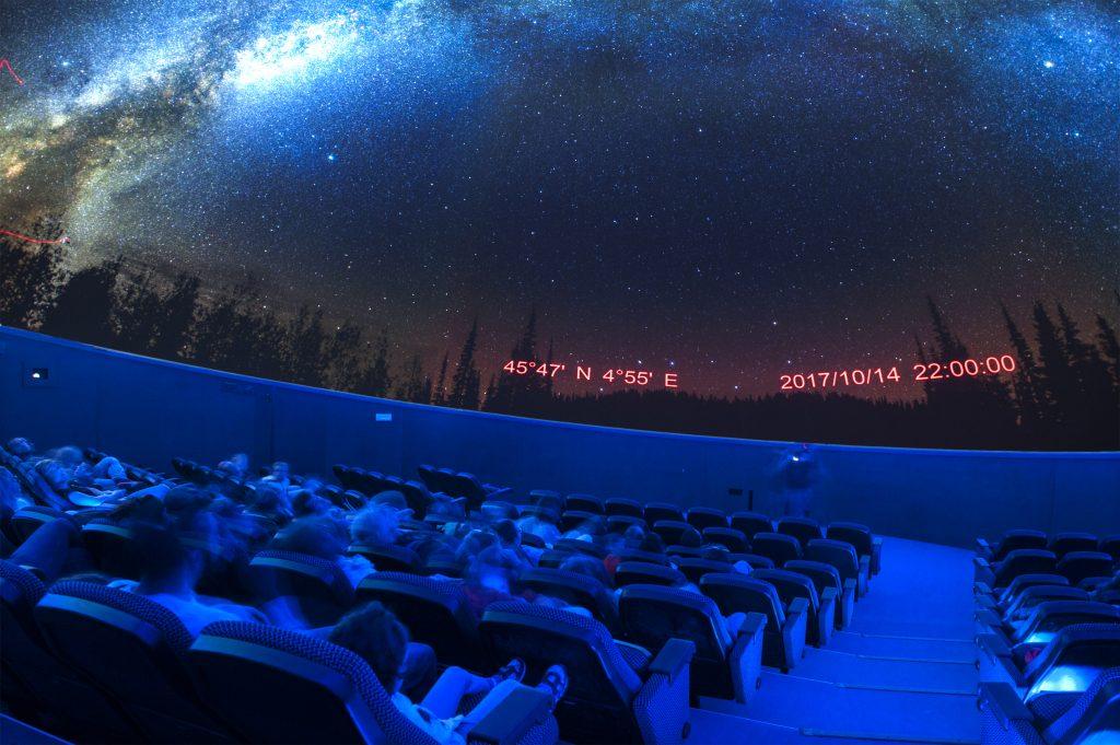 Conférence de Daniel Kunth au Planétarium de Vaux-en-Velin - jeudi 7 février