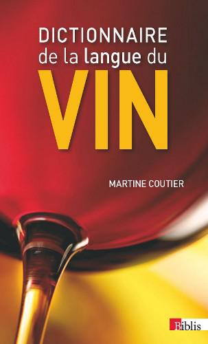 Dictionnaire de la langue du vin
