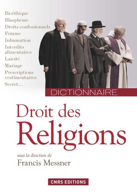 Dictionnaire du droit des religions
