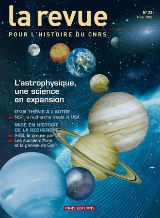Dossier : Astrophysique : une science en expansion