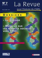 Dossier : La biologie - Threats to the Social Sciences around 1980