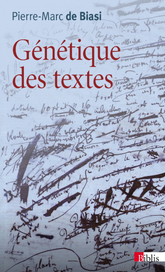 Génétique des textes