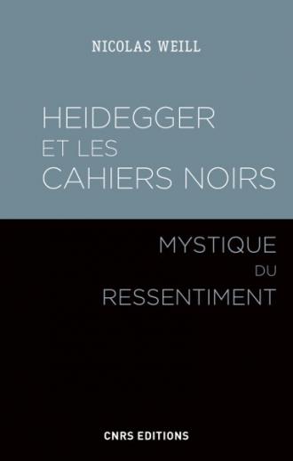 """Heidegger et les """" Cahiers noirs """""""