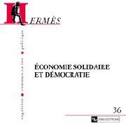 Hermès 36 - Economie solidaire et démocratie