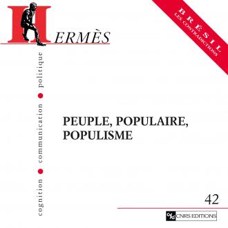 Hermès 42 - Peuple, populaire, populisme