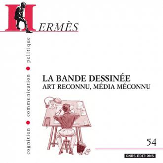 Hermès 54 - BD : art reconnu, média méconnu