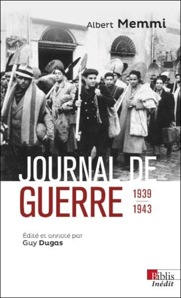Journal de guerre. 1939-1943