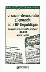 La Social-Démocratie allemande et la IIIe République