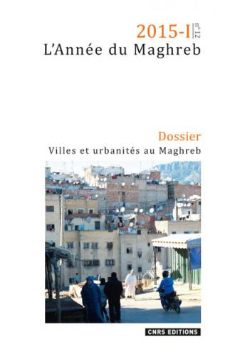L'Année du Maghreb 2015-I