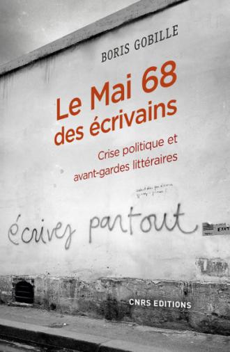 Le Mai 68 des écrivains