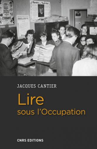 Lire sous l'Occupation