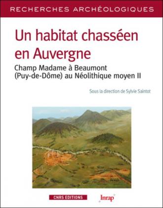 RA11-Un habitat chasséen en Auvergne