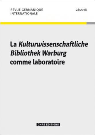 Revue Germanique Internationale 28