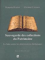 Sauvegarde des collections du Patrimoine