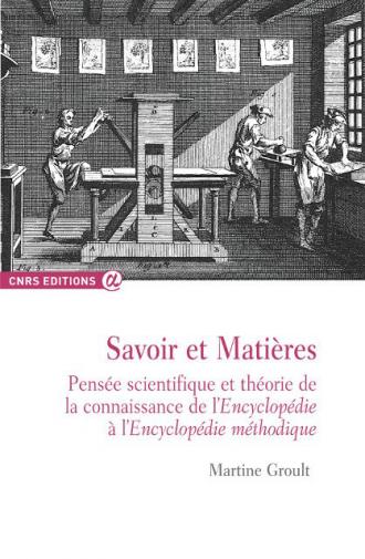 Savoir et Matières