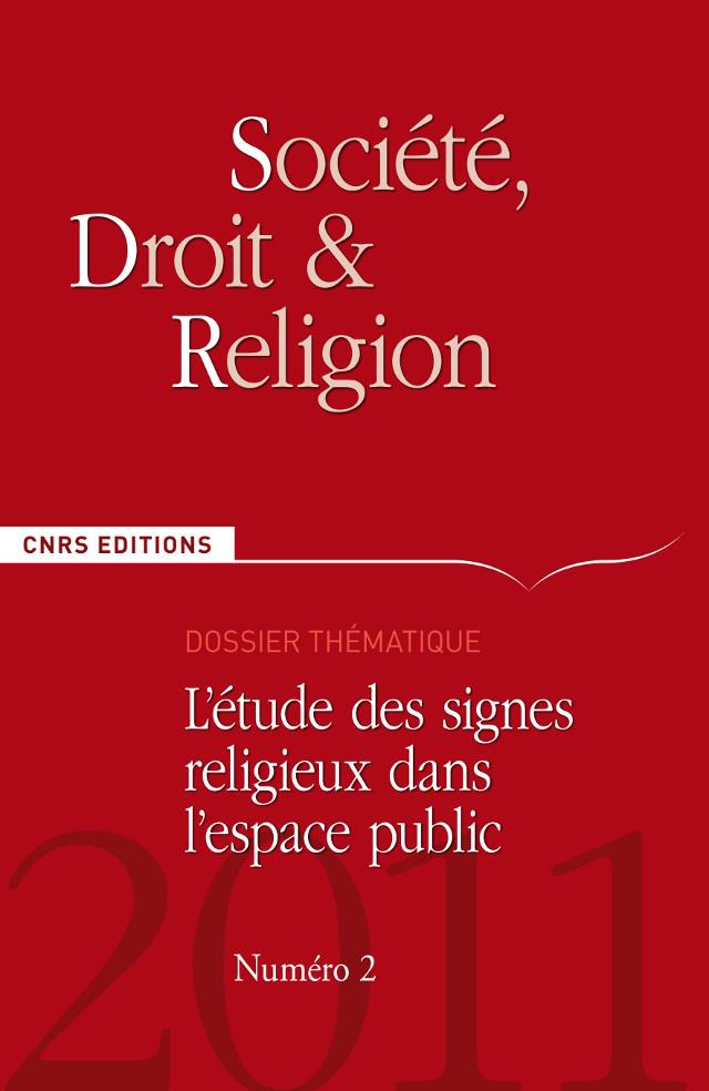 Société, Droit & Religion 2