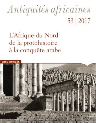 Antiquités Africaines 53