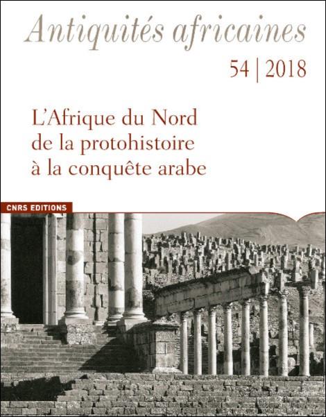 Antiquités Africaines 54