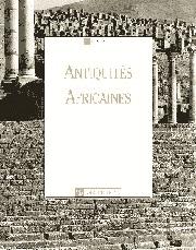 Antiquités africaines T 35 - 1999