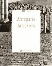 Antiquités Africaines T 38/39 - 2002/2003