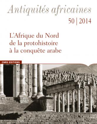 Antiquités Africaines T 50 - 2014