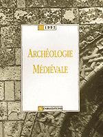 Archéologie médiévale 27