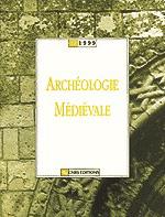 Archéologie médiévale 29