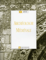 Archéologie médiévale 33