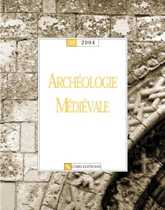Archéologie médiévale 34
