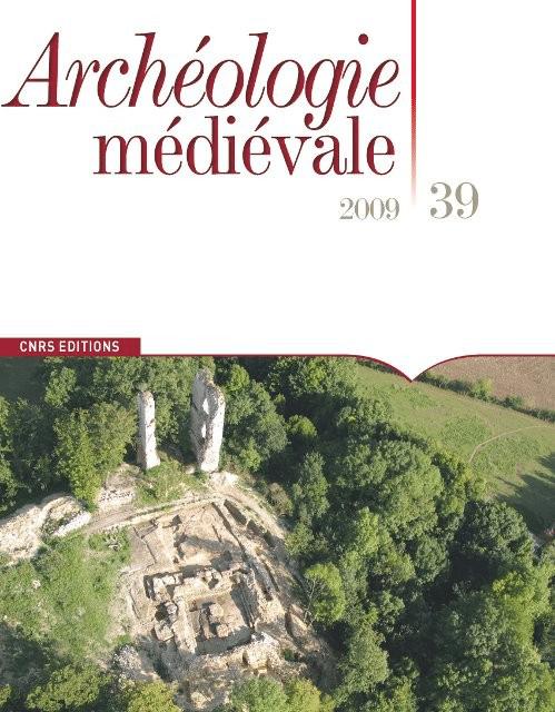 Archéologie Médiévale 39