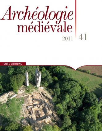 Archéologie médiévale 41