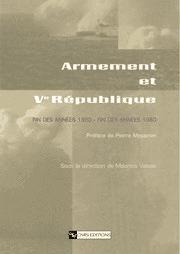Armement et Ve République