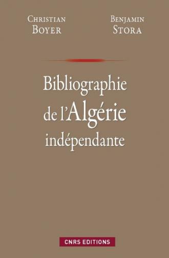 Bibliographie de l'Algérie indépendante