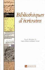 Bibliothèques d'écrivains