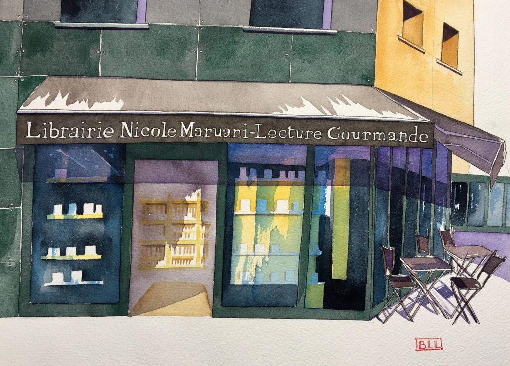 Boris Gobille à la librairie Maruani - 25 mai