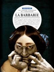 Cahiers européens de l'imaginaire 1 : La barbarie