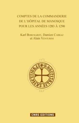Comptes de la commanderie de l'Hôpital de Manosque pour les années 1283 à 1290