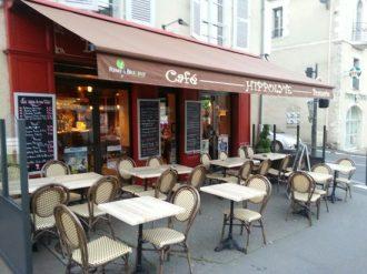 Conférence d'Eudes Girard à la brasserie Hippolyte - 25 juin