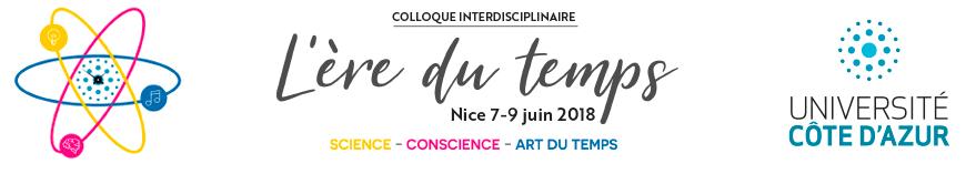 Conférences de Rémy Lestienne à L'Ere du Temps - 7, 8 et 9 juin