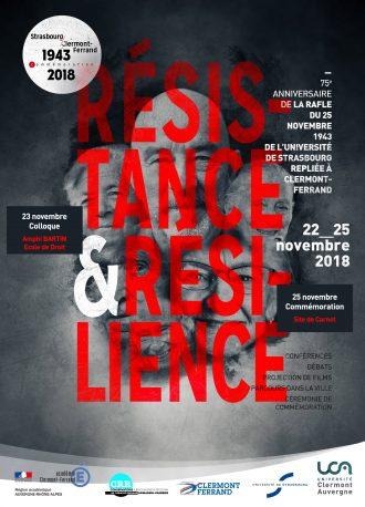 Corinne Benestroff à l'Université Blaise Pascal - le 23 novembre