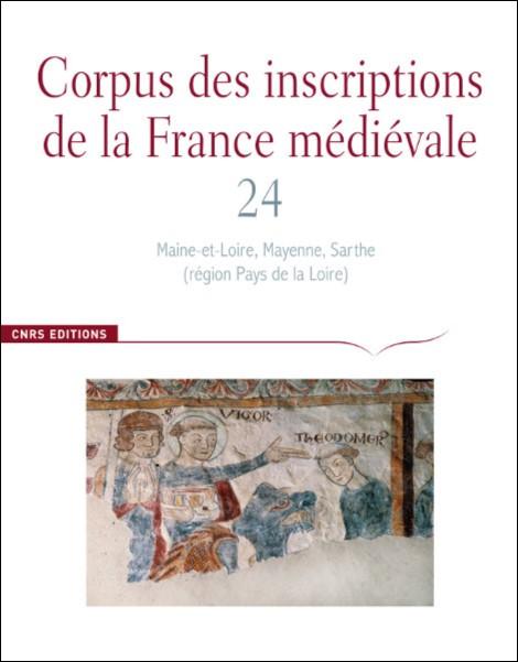 Corpus des inscriptions de la France médiévale 24