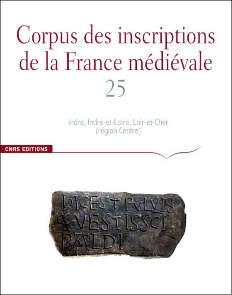 Corpus des inscriptions de la France médiévale 25