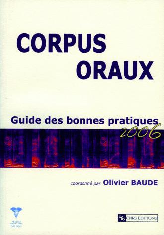 Corpus oraux