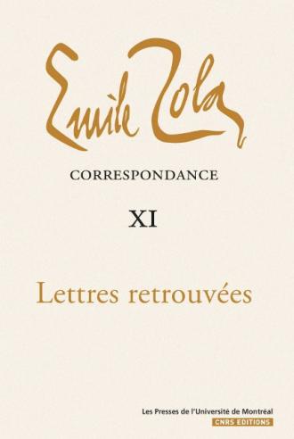 Correspondance, Tome XI